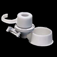 Adapter zaworu spłukującego do WC Unifix Kombifix