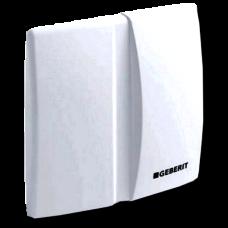 Płytka przykrywająca UR21/80 Geberit biała-alpin